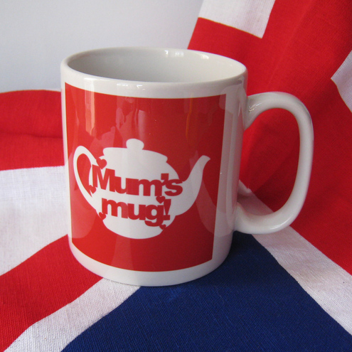 Mum's Mug from Quite Contrary Crafts