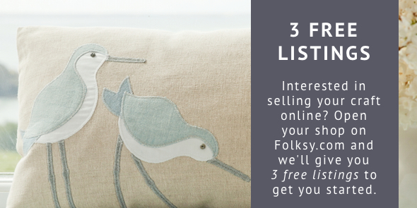 free online listings, selling craft online