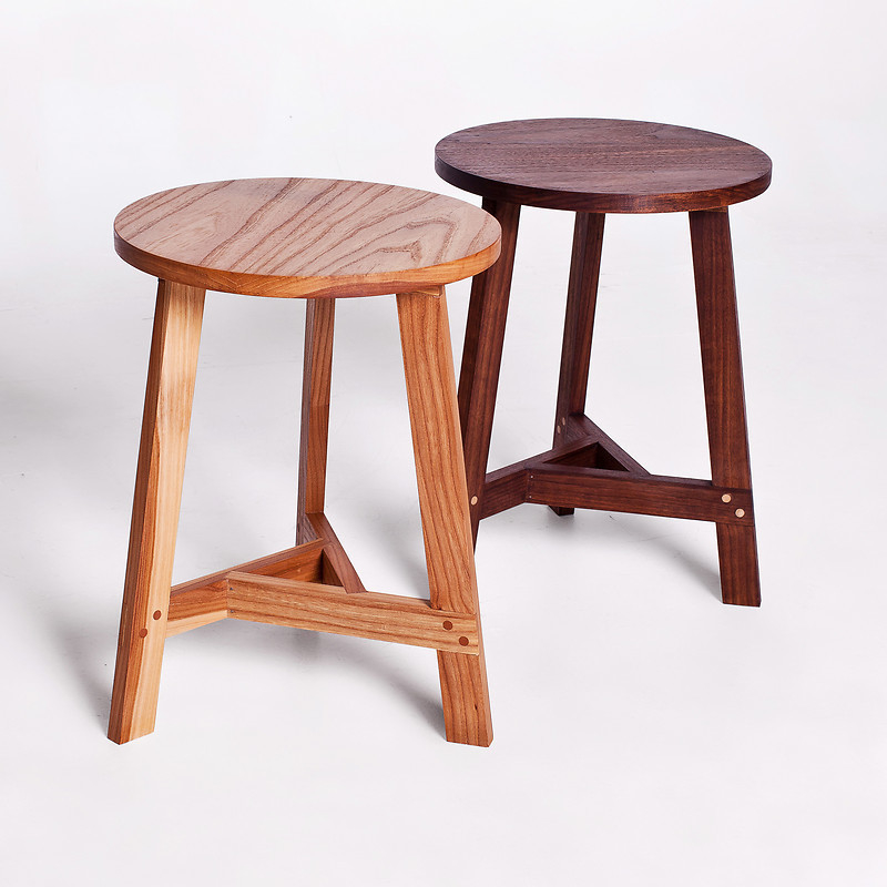 John Thatcher furniture, buy John Thatcher furniture, John Thatcher stool, handmade stool, handmade furniture