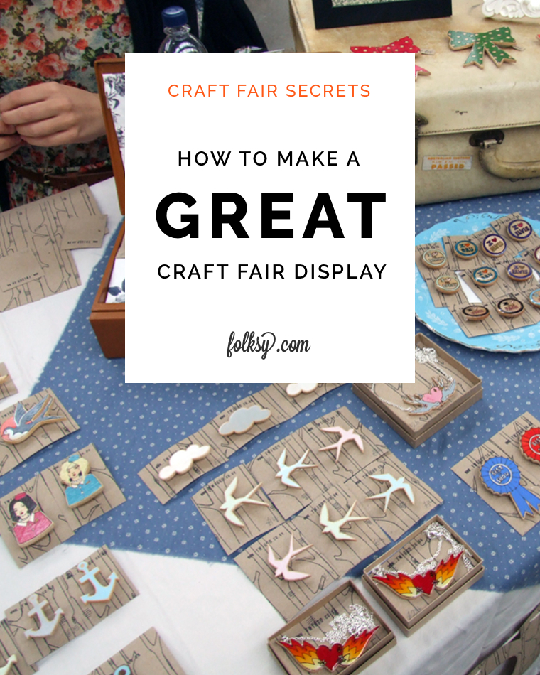 Craft Fair Secrets – How to Make a Great Craft Fair ...