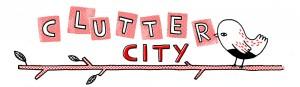 clutter city logo