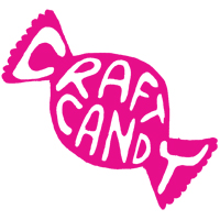 craft candy logo