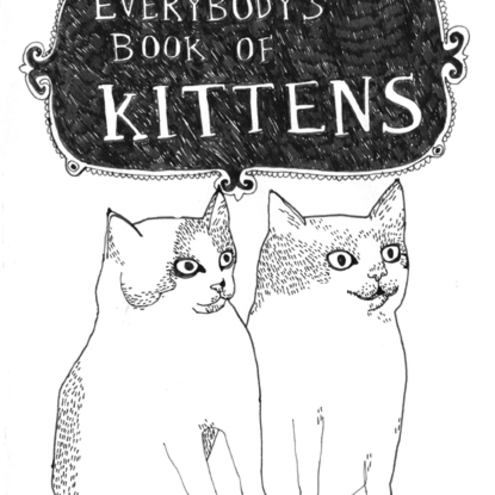 Zine - Everybody's Book of Kittens