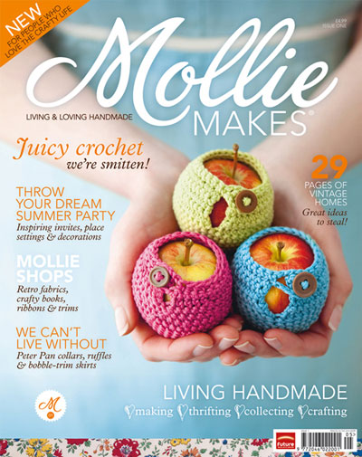 Mollie Makes Issue 1