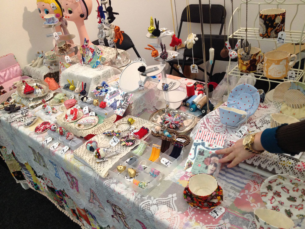 Knitting And Stitch Craft Show : Craft Fair Review : The Knitting and Stitching Show