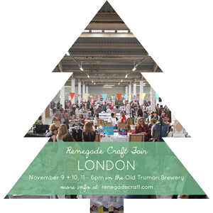 Renegade London, tips from the makers, craft fair tips, Folksy Selected,
