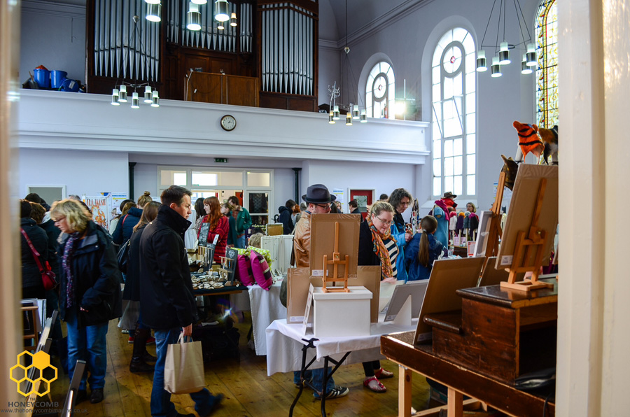 makers boutique brighton, unitarian, craft fair, brighton craft fair, handmade brighton, stalls, craft fair display