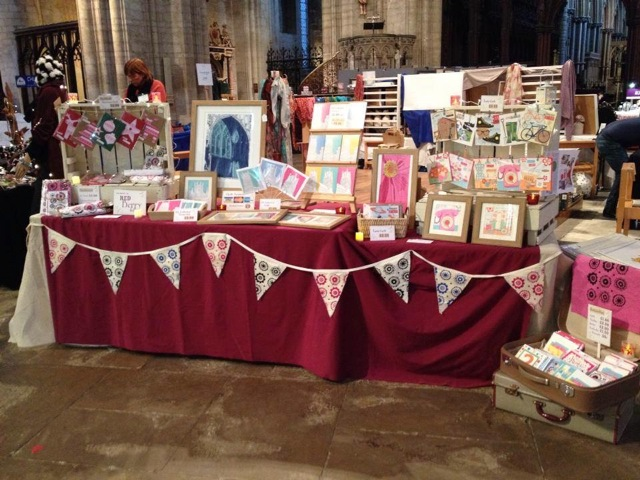 Red Berry Hill, craft fair review, Ely