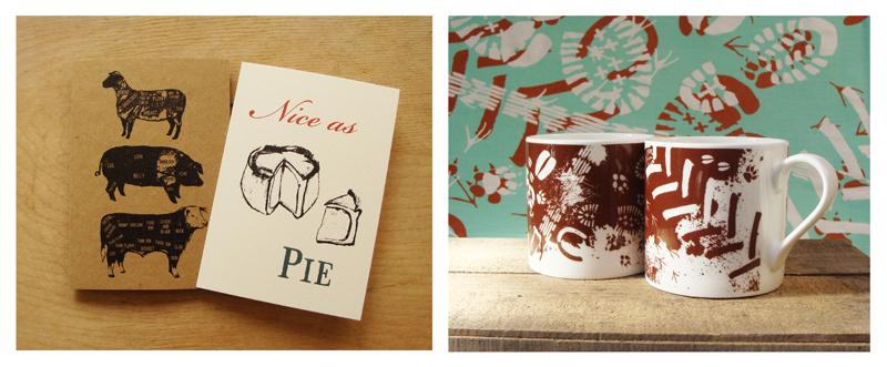 farmer's daughter, handmade in the UK, farm, market, nice as pie