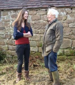 A Farmer's Daughter, British farming, craft, handmade,