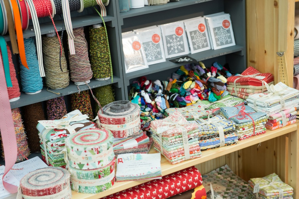 Knitting and Stitching Show Folksy, Folksy offer