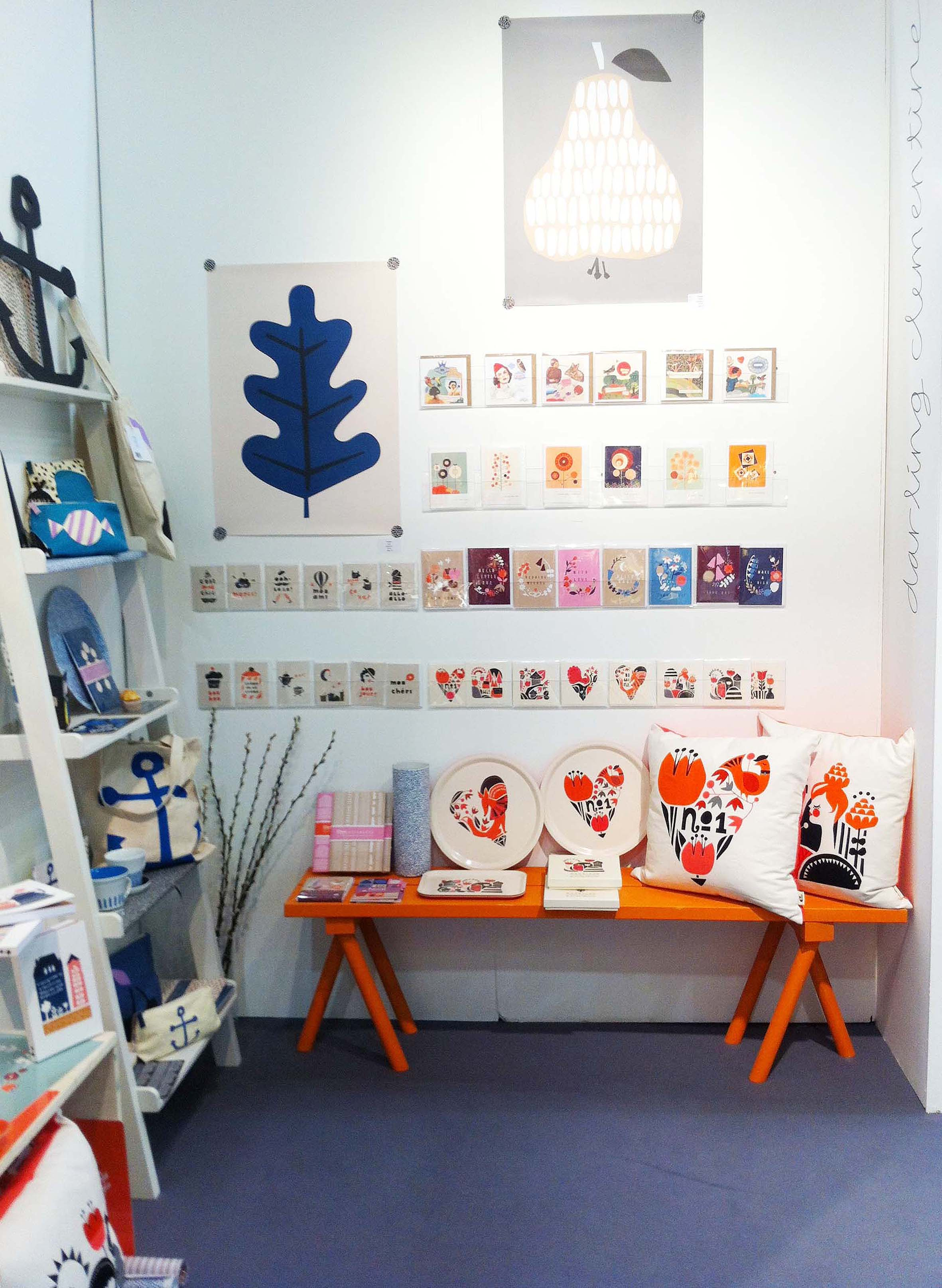 Trade Stands Olympia : Trade show review spotted at top drawer folksy