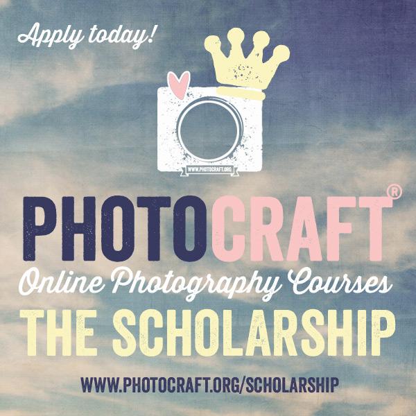 photocraft scholarship