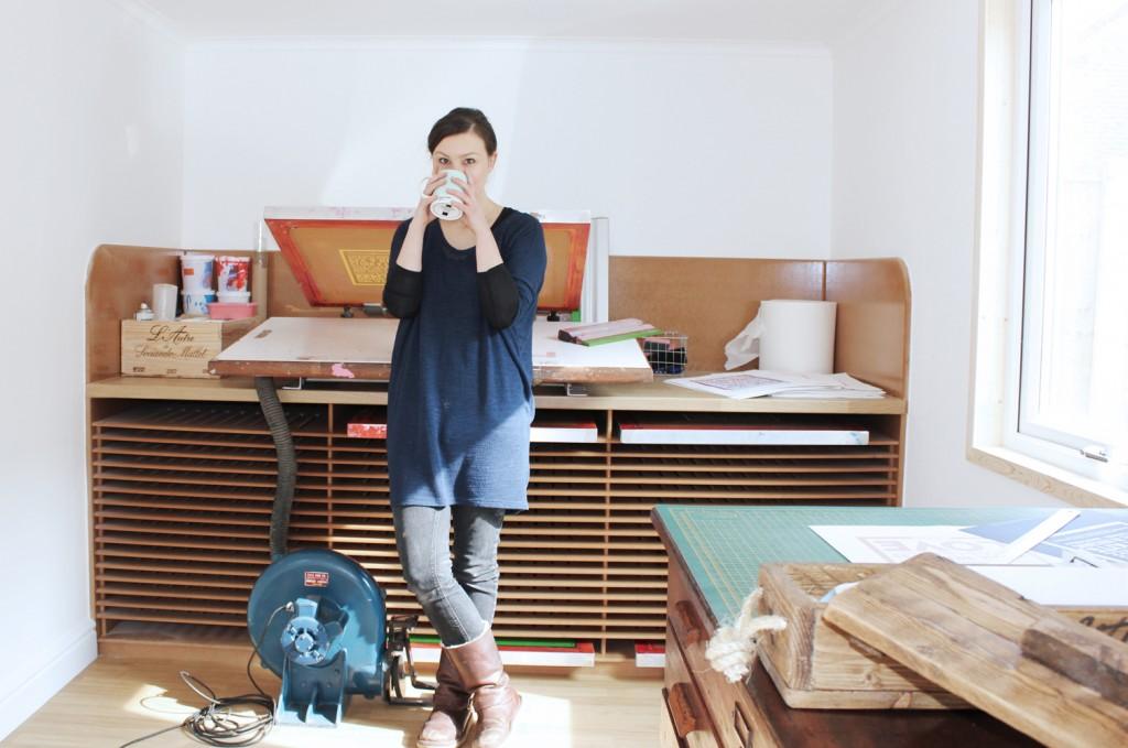 Chatty Nora, Meet the Maker, interview