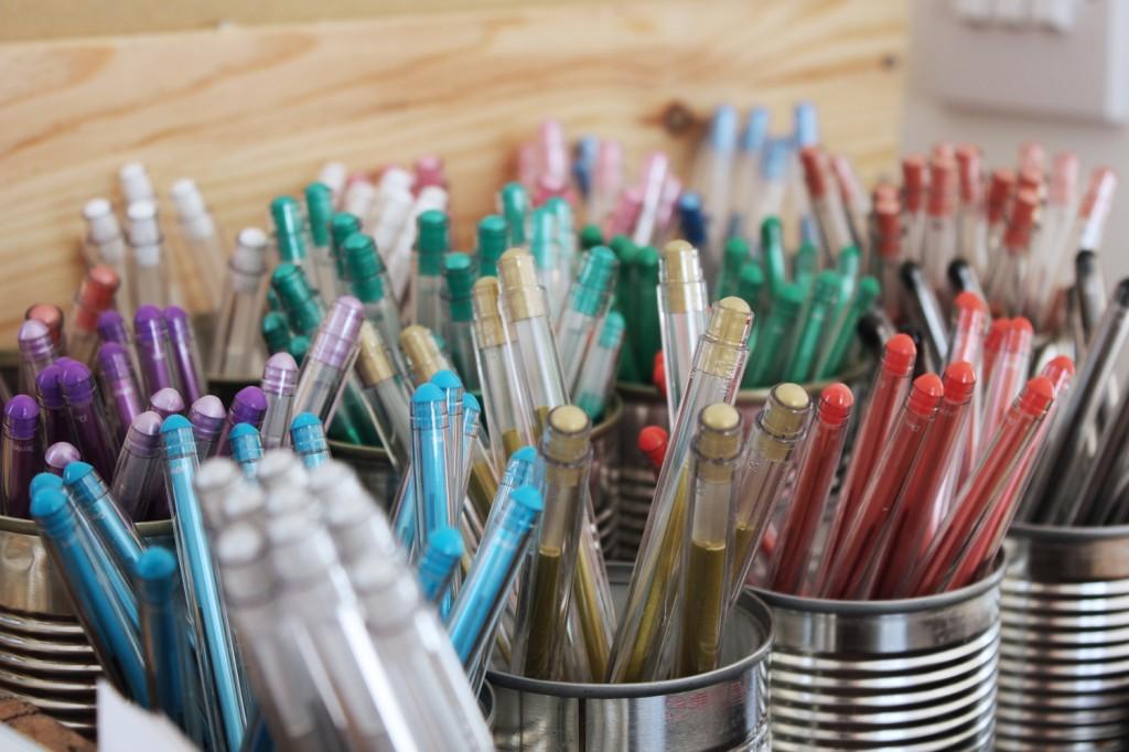 chatty nora, pen drawn art, pens, interview