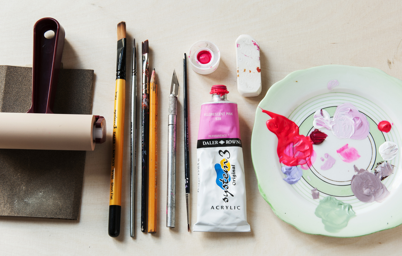 painting, tools, photography, craft