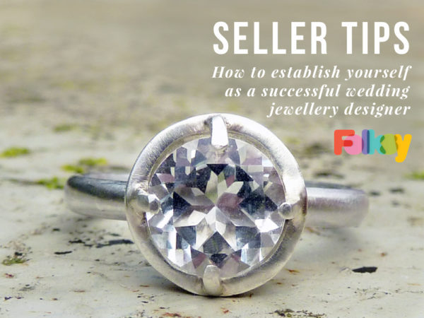 How to be a successful wedding jewellery designer, wedding jewellery designer,