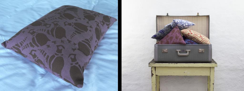 jenny sibthorp, jenny sibthorp pheasant cushion