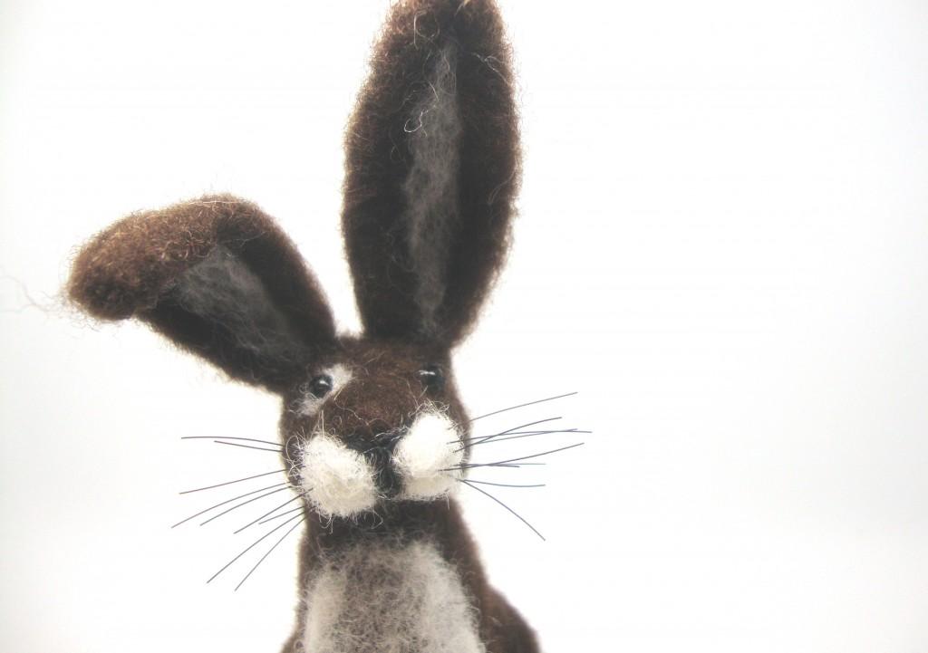easter hare, easter rabbit, easter deco