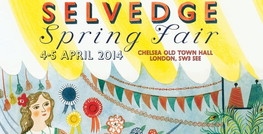 Selvedge Spring Fair,