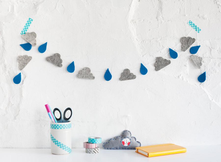 Pygmy cloud garland, meet the maker, pygmy cloud interview