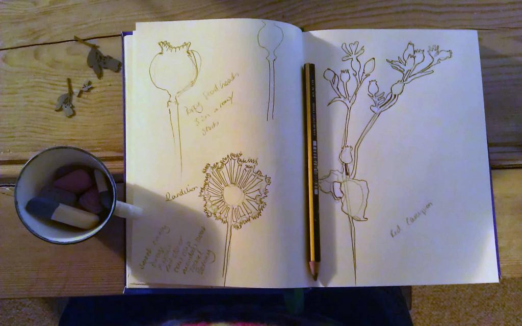 interview Frinn, Catherine Hicks, sketchbook, uk jeweller