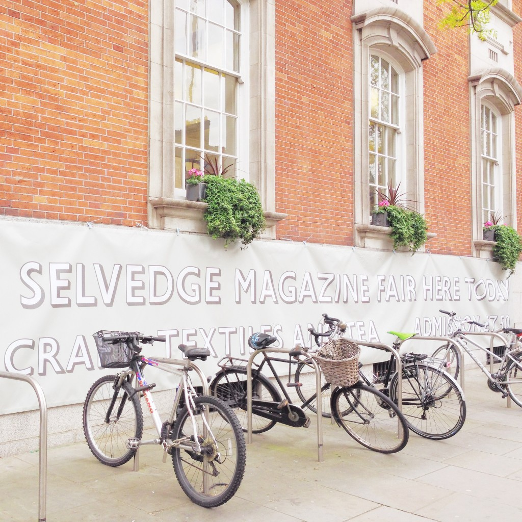 Selvedge Spring Fair, London, Chelsea Town Hall, 2013, review