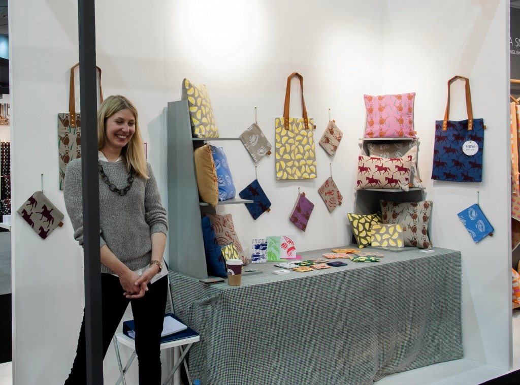 jenny sibthorp, pulse london 2014, trade show review
