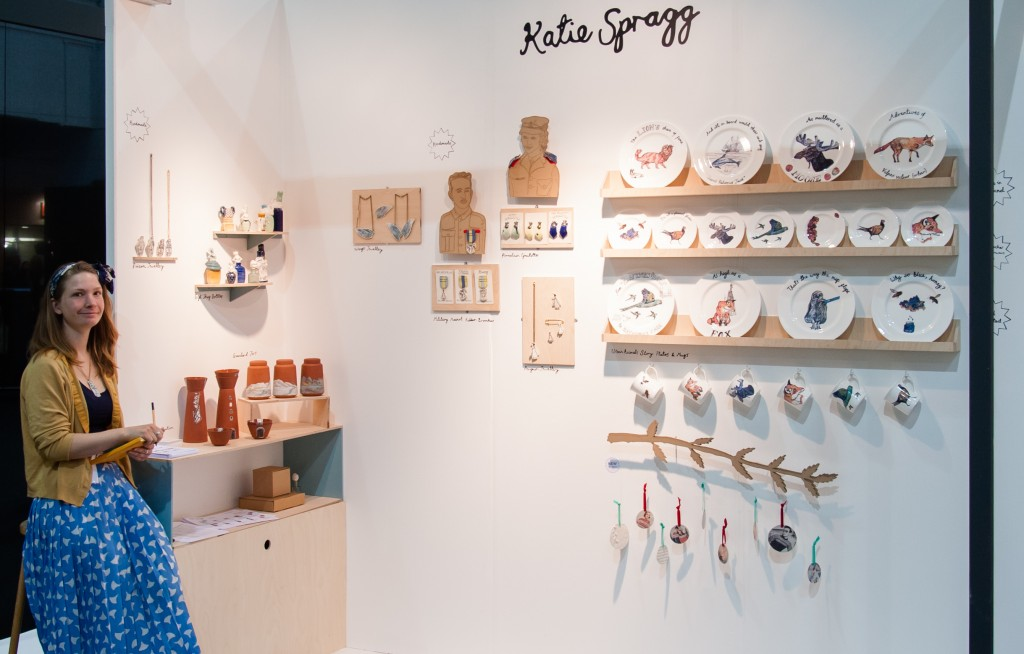 Katie Spragg, pulse trade show, trade show review, best of Pulse 2014, tips for designers, selling at a trade show