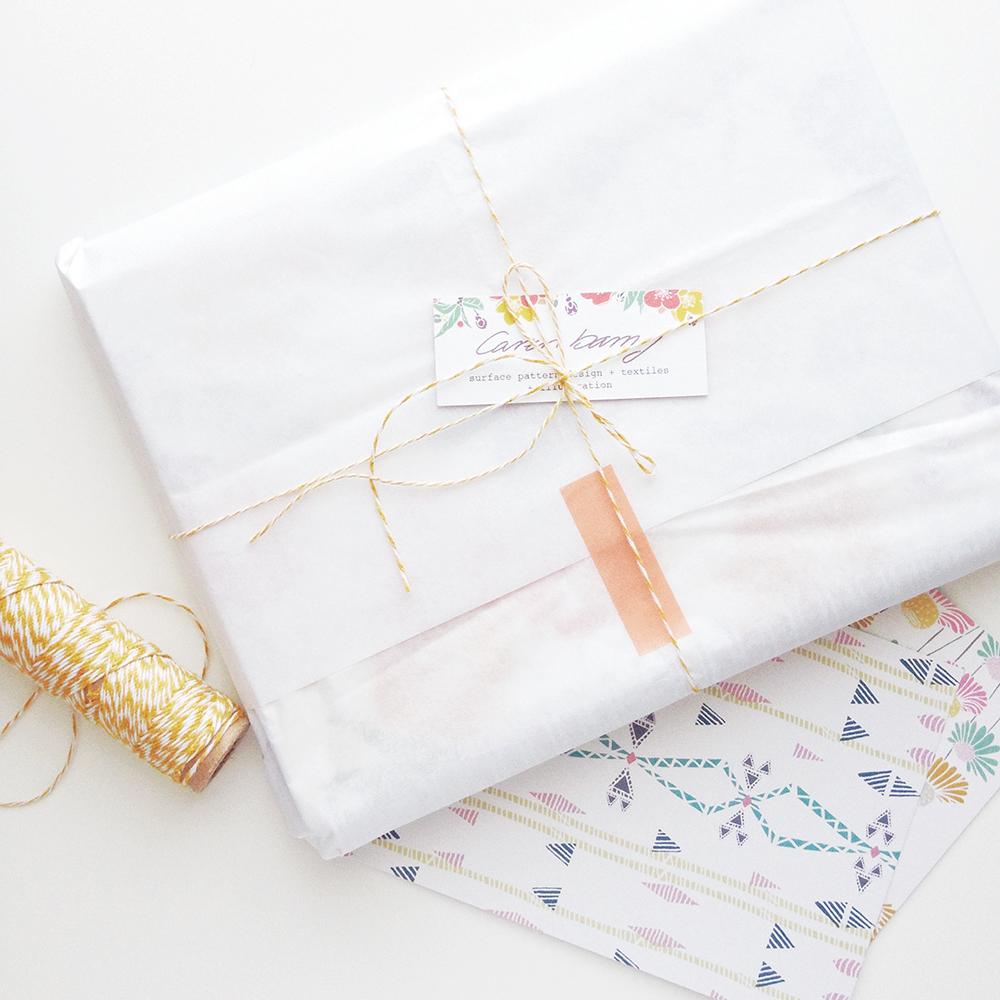 packaging, craft fair advice, caren barry