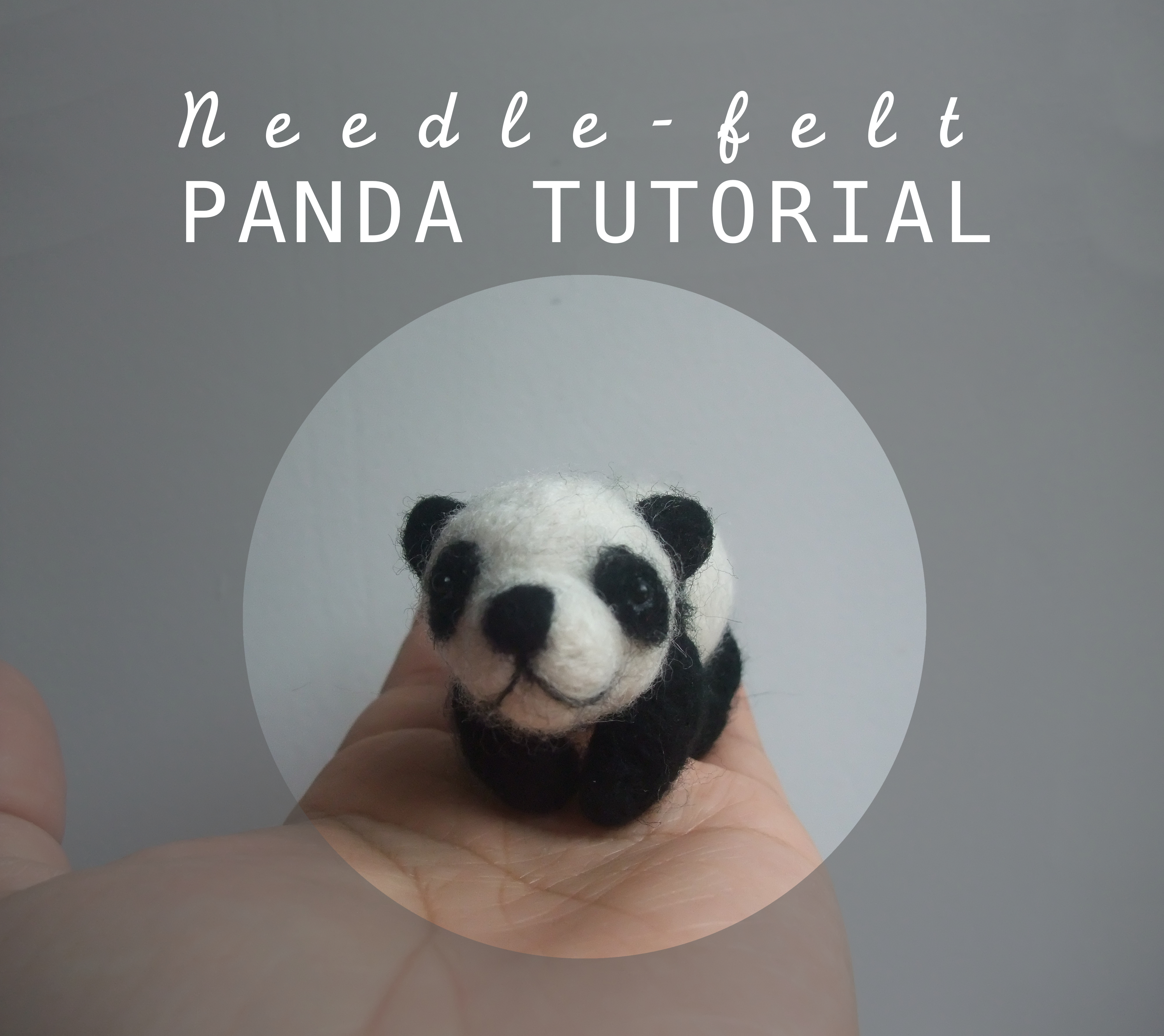 Meet the Maker: Tina Chi Home (and learn how to make a needle-felt panda)