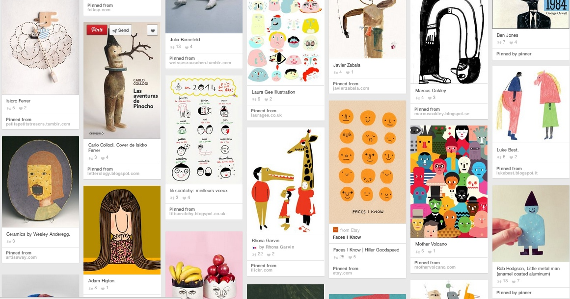 Craft your social media: Pinterest
