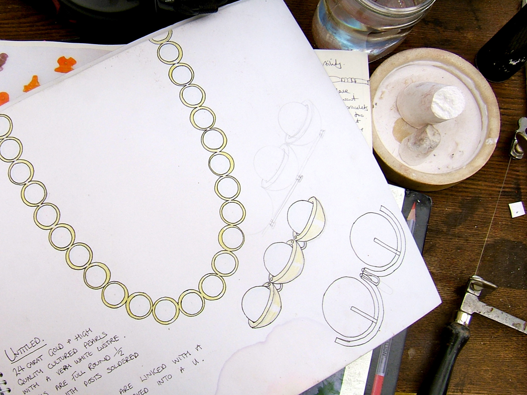 sketches for jewellery, jenny gilbert, uk jewellery, jewellery design, how to design jewellery, social media for jewellers, understanding twitter