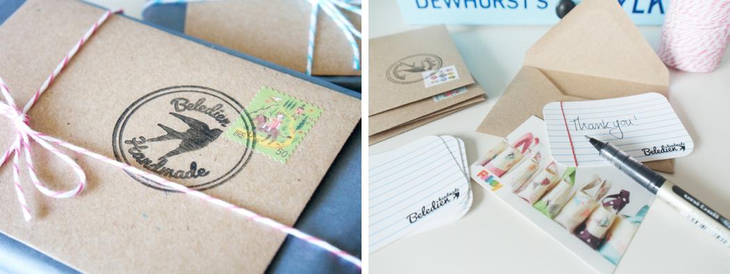 Packaging by Beledien.folksy.com