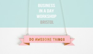 business in a day workshop, folksy school