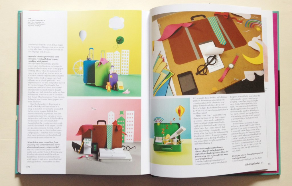papercutting, papercraft, paper cut by Owen gildersleeve, competition, book review