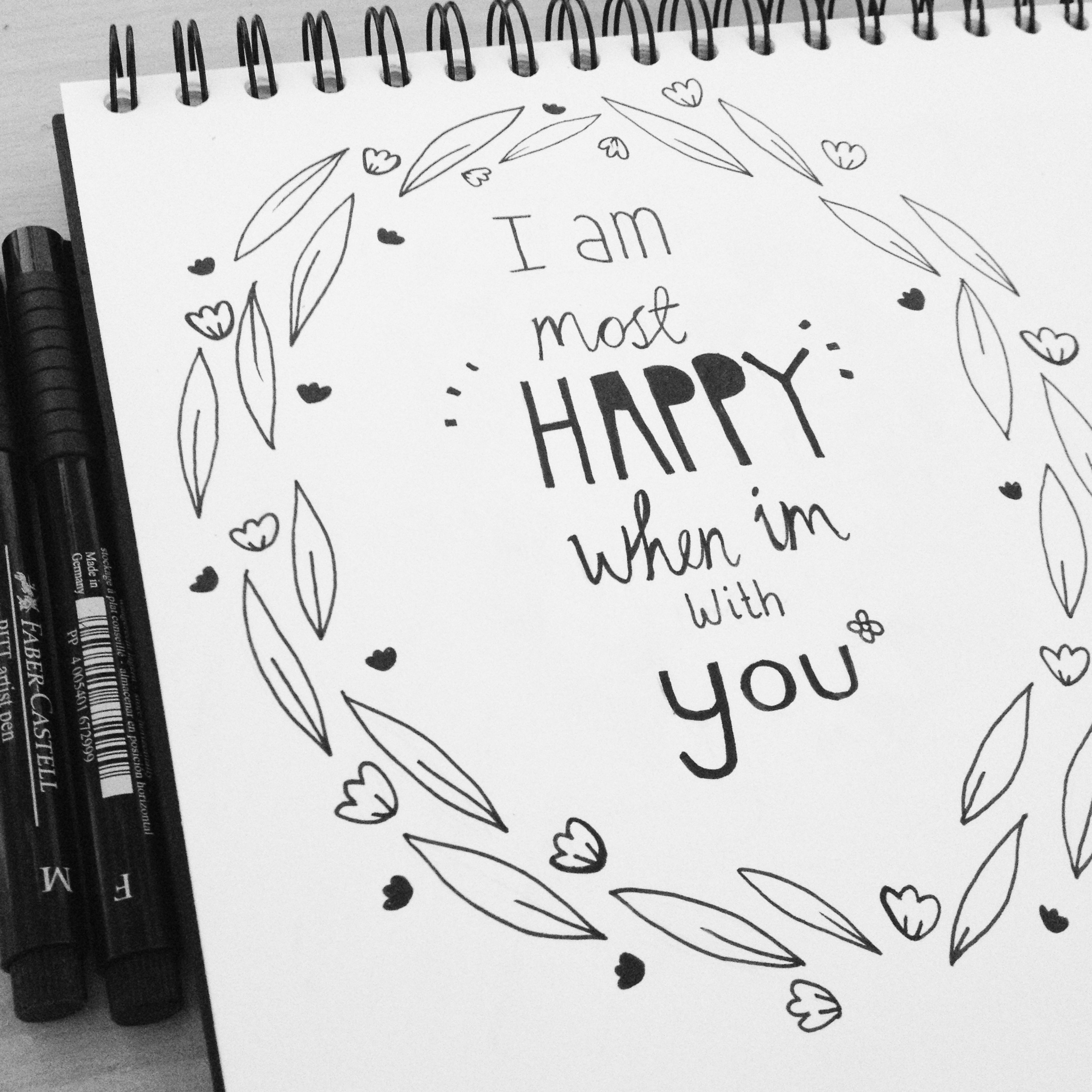 Inspirational Drawings: Inspirational Drawings Tumblr With Quotes