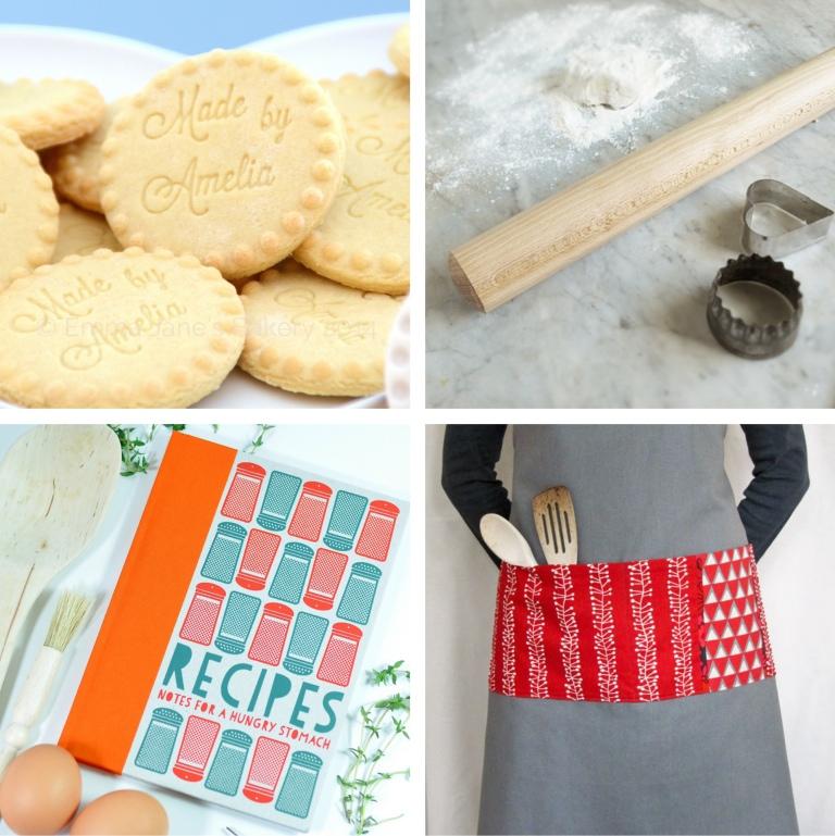Handmade gift ideas for home bakers