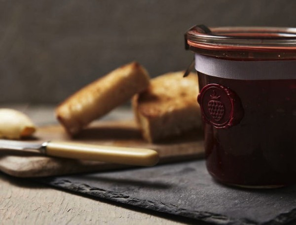 Jam Jar wax seal stamp