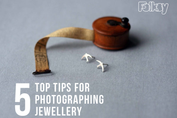 5 tips for photographing jewellery, 5 Top Tips,