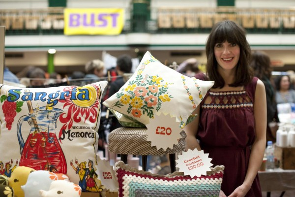 win a stall at Craftacular, BUST, competition