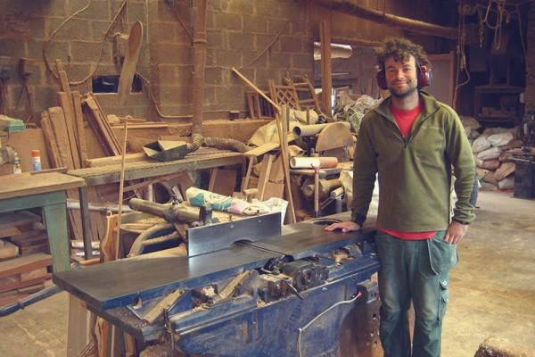 tom provost, cabinet maker, custom made woodwork