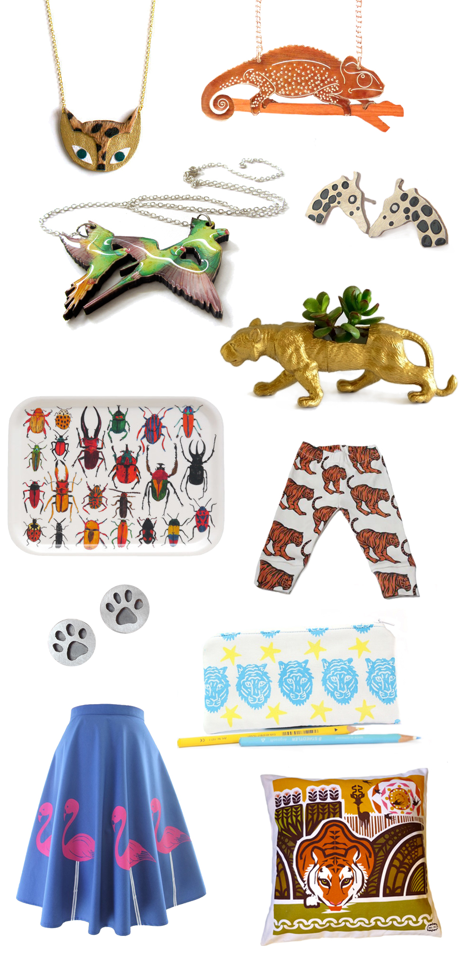 Trends : Jungle Wildlife