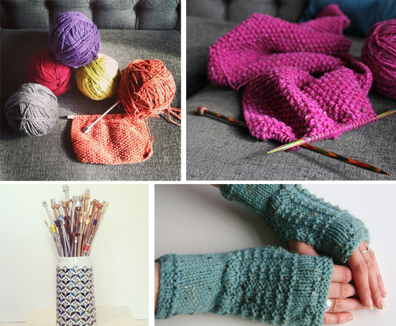 knitwear designer, meet the maker interview, folksy blog, natalie franca