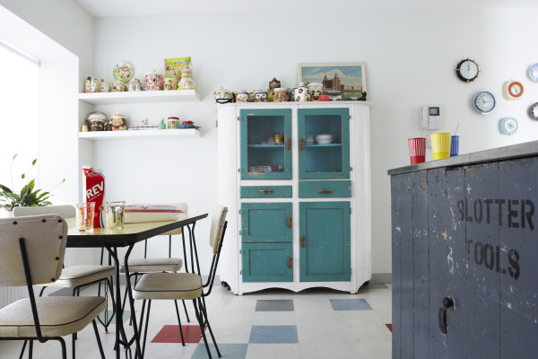 kitchenalia giveaway, vintage retro kitchen