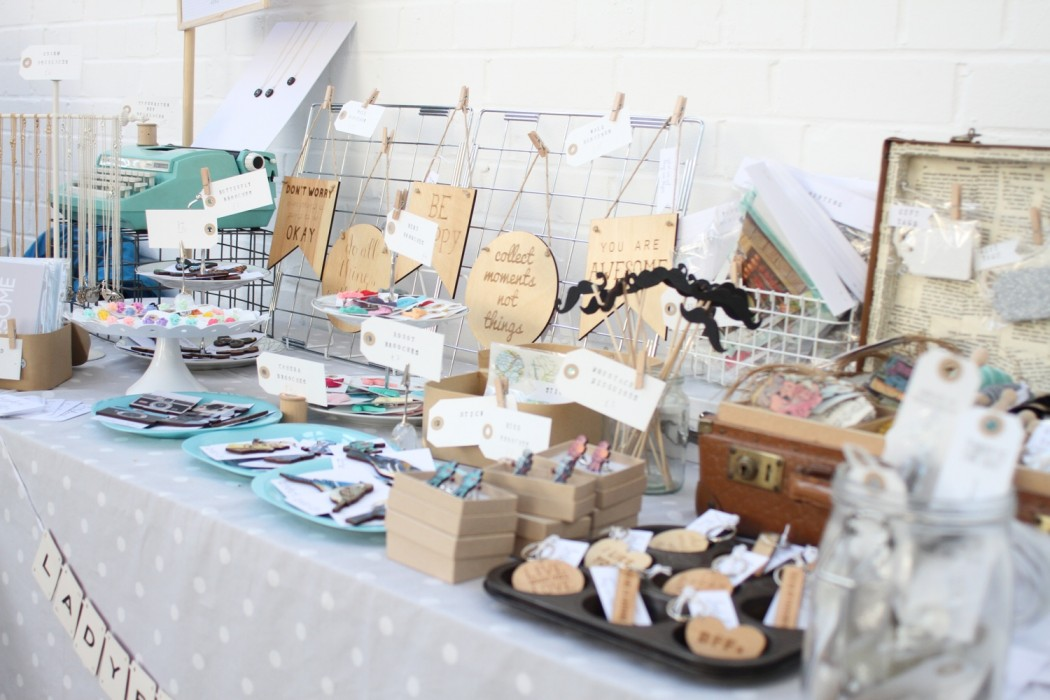 How to sell in person at markets craft fairs trade for Crafts for selling at market