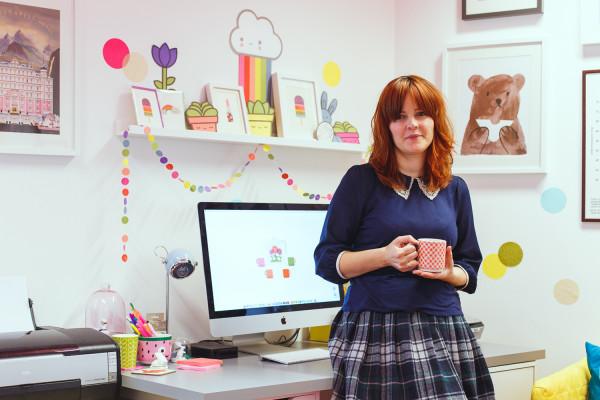 Meet the Maker Interview, Studio Binky, Folksy Blog
