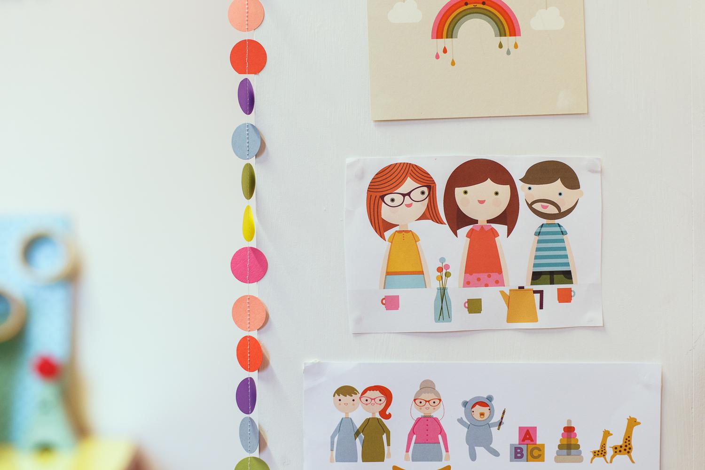 Studio Binky, Folksy Blog, Meet the Maker Interview, logo design
