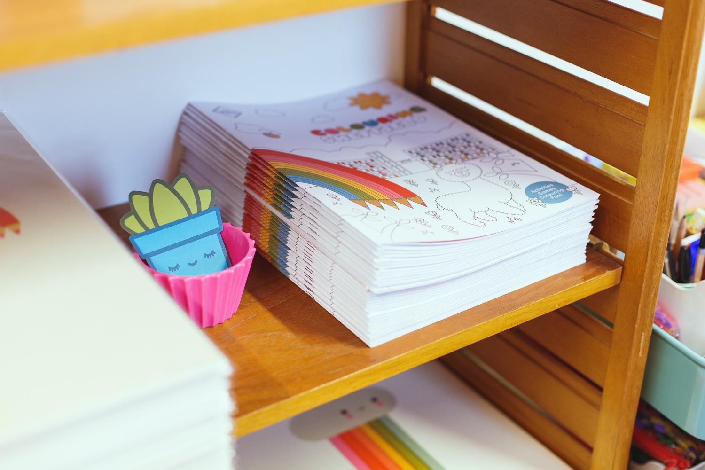 sheffield colouring book, studio binky,