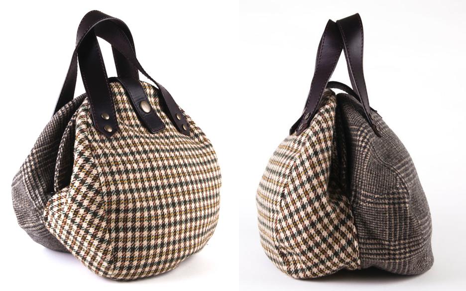 flat cap handbag, the apprentice, interview with the maker